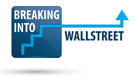 breaking into wall street logo
