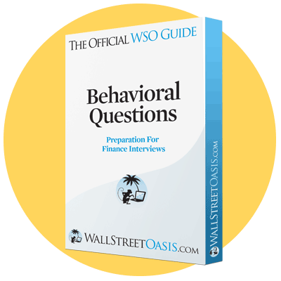 guide 2 the behavioral interview fit questions are part of almost every investment banking - Investment Banking Interview Questions Answers Guide Tips